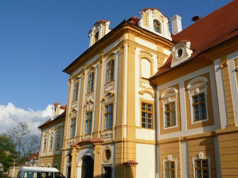 zámek Borovany, foto #2