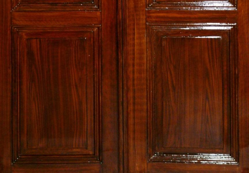 kazetové dveře #1